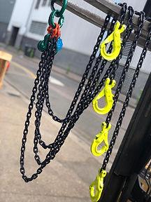 4 Leg Lifting Chains