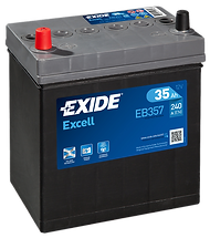 Exide EB357 Battery