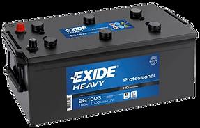 Exide Heavy Battery EG1803
