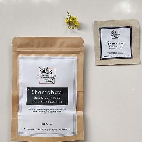 Shambhavi Hair Growth Pack (For Hair Growth & Scalp Repair)