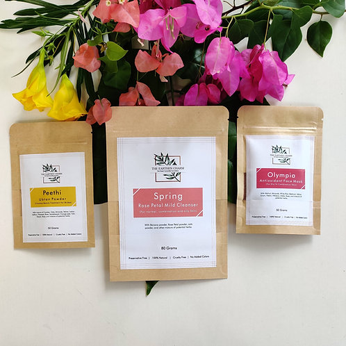 Skin Brightening Kit (Treats Pigmented and Dull Skin)