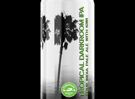 Tropical Darkroom Sour IPA - NEW from Coronado!