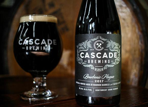Cascade Brewing - Bourbonic Plague (500ml bottle)