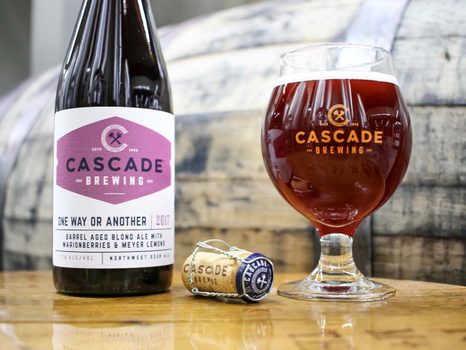 One Way or Another 2020 - NEW from Cascade Brewing!