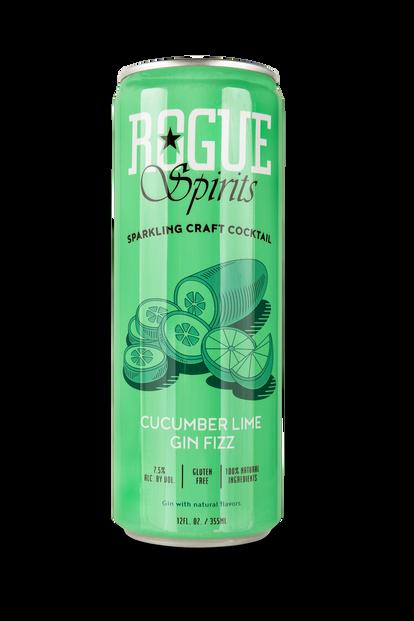 Cucumber Lime Gin Fizz
