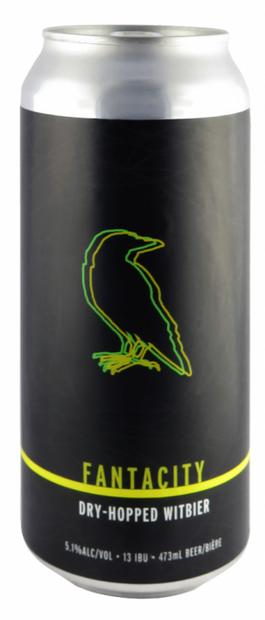 2 Crows Fantacity Dry-Hopped Wit Bier