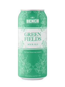 Bench Green Fields Sour