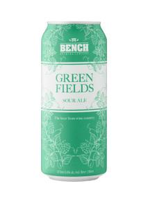 Bench Green Fields Sour