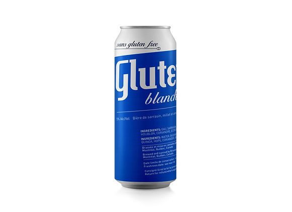 Glutenberg - White (4 x 473ml pack)