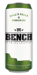 Bench Ball's Falls Session IPA