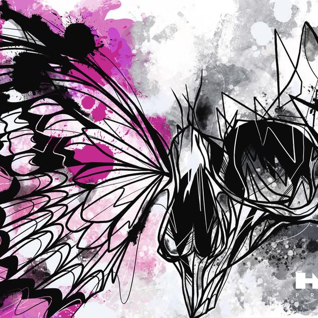 Ben Tour - Papillon Noir