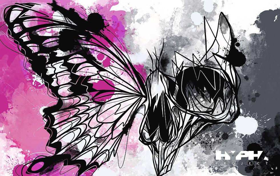 artist bentourpapillonnoir image hypha w