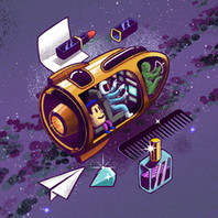 Nova Galactus - Sean Karemaker