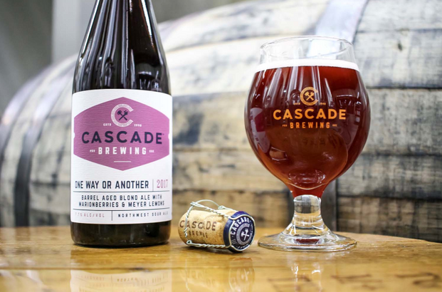 one way or another shot cascade brewing.