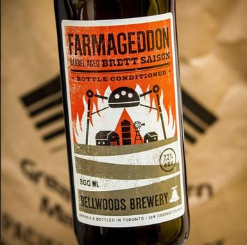 Farmageddon Barrel-Aged Brett Saison
