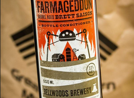 PRE-SALE - Farmageddon from Bellwoods Brewery