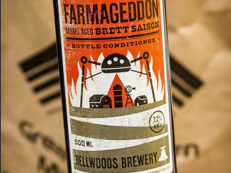 PRE-SALE - Farmageddon from Bellwoods Brewery