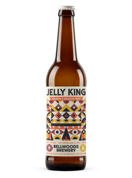 Bellwoods Mango & Passionfruit Fruited Jelly King