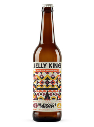 Bellwoods Mango & Passionfruit Fruited Jelly King