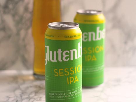 UnTapped Happy Hour #5 - Glutenberg's Head Brewer, Gab C. & Frederic Thibault, VP Sales + Marketing