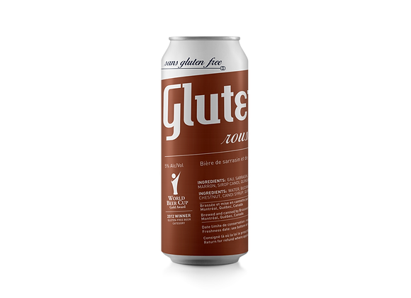 Glutenberg - Red (4 x 473ml pack)
