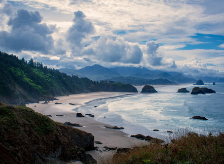 Virtual Touring: OREGON simply amazing! by Tod DeHart