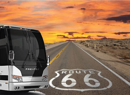 Feature: Kicks on Route 66 Tour May, 2021!  Space is filling fast!