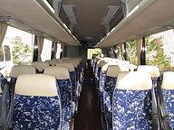 40 Passenger Coach Interior