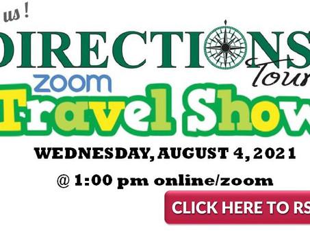 Summer Travel Show - August 4