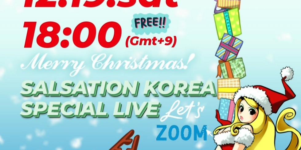 한국 살세이션 스페셜 클래스!
