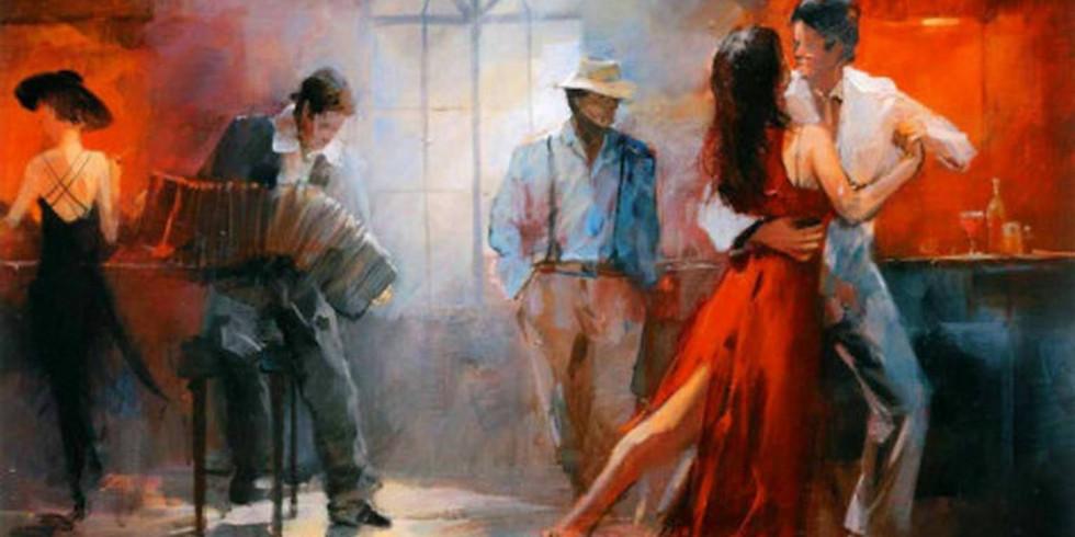 Let's Tango CD Fundraiser concert