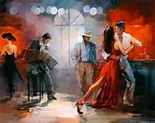 Tango Dancers Painting.webp
