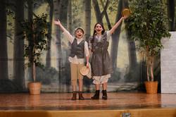 Liliana & Veronica as Jack & Jill