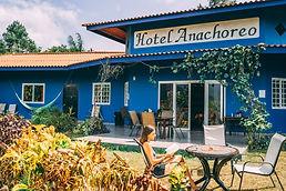 Hotel Anachoreo gradens are a perfect pl