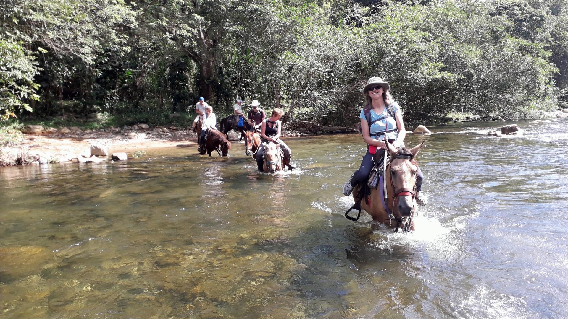 Horseback Panama