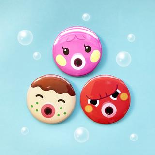 octopus buttons