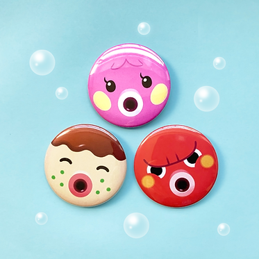 Animal Villager Buttons