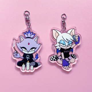 rouge and blaze charms