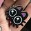 Thumbnail: Kitty Googly Eyes Enamel Pin