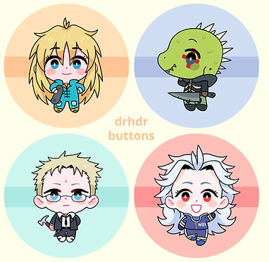Doro Buttons