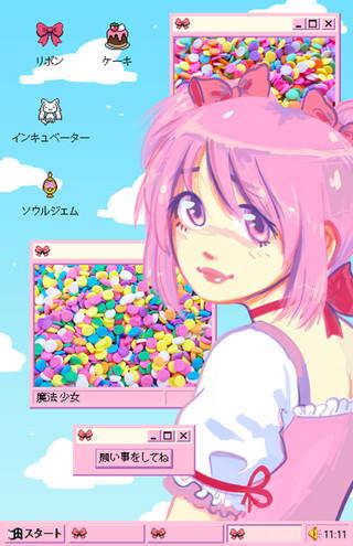 desktop madoka