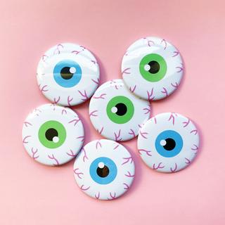 eyeball buttons