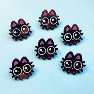 kitty pins