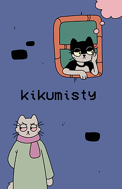 kikumisty (book)
