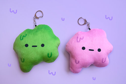 Slime Plush Keychains