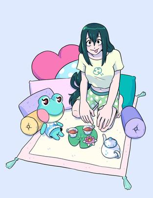 lily & tsuyu