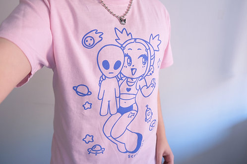 Space Babe T-Shirt