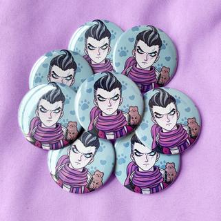 tanaka buttons