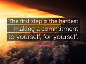 Make That Commitment - To Yourself For Yourself