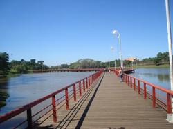 Parque da represa - SJRP